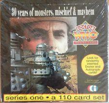 Cornerstone Doctor Who box